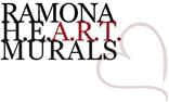 Ramona Heart Mural