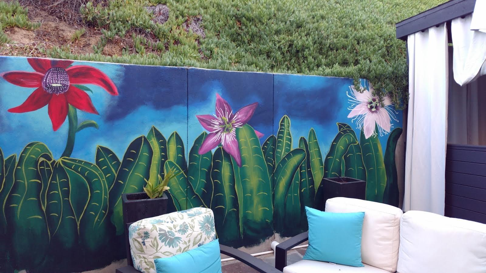 Backyard MuralI